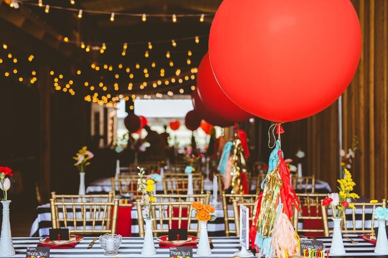Ali Austin S Vintage Circus Themed Wedding